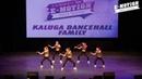 Kaluga Dancehall Family - Adults Beginners - E-Motion Dance Festival 2019