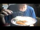 ASMR Eating Sounds~ Meatloaf Dinner