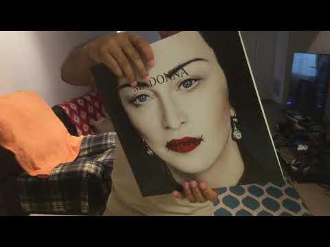 Madonna Madame X Vinyl Deluxe CD Unboxing!