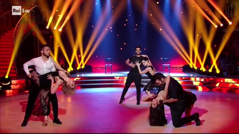 Il Volo Musica che resta Tango Ballando con le stelle 04 05 19