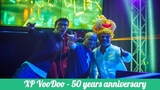 XP VooDoo - 50 years anniversary Moscow psytrance party. 26.04.2019