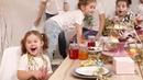 Cтиральный порошок Faberlic испытание детским праздником