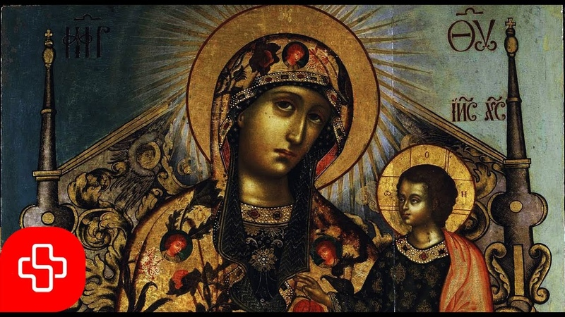 Greek Byzantine orthodox chant Agni Parthene Αγνή Παρθένε Lyric Video