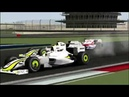 Гран-При Бахрейна. Прорыв с 20 на 3 место.