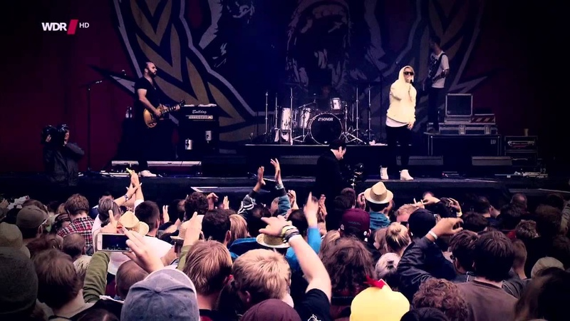 Guano Apes - Close To The Sun (Rockpalast live on Serengeti Festival 2014)