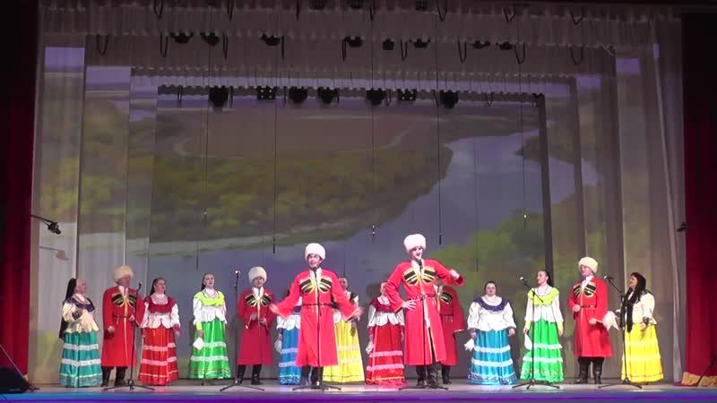 г.Кола РЦК 10.05.2019 ансамбль Снежица