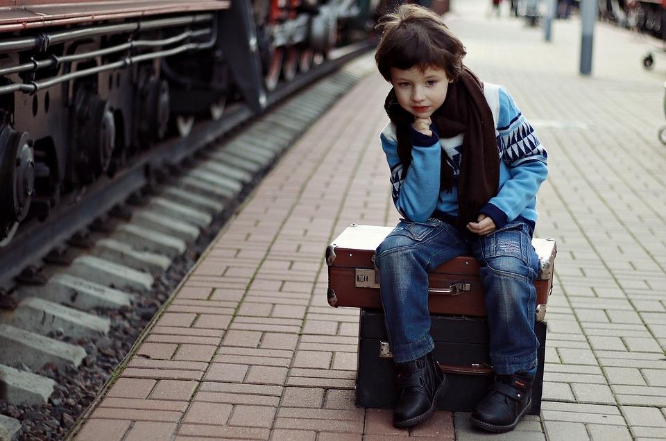 Путешествие многодетной семьи на поезде обойдется дешевле