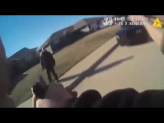 Raw footage of those 3 cops unloading in oklahoma