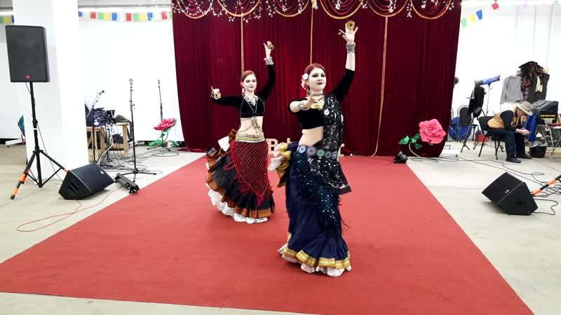Виктория АнтиповаНика Бобкова - ATS Duet на Boho Bazar