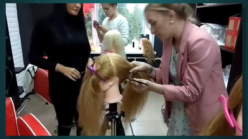 Парикмахер с нуля