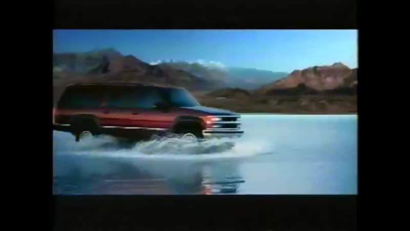 Chevrolet Suburban GMT425
