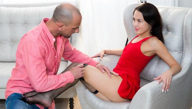 21Sextury - Foot Fetishist Couple