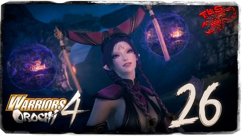 Story Mode ◄ Warriors Orochi 4 ► 26 Hero Rescue