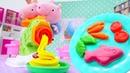 Peppa Pig und PlayDoh - Kinder Video mit Peppa Wutz