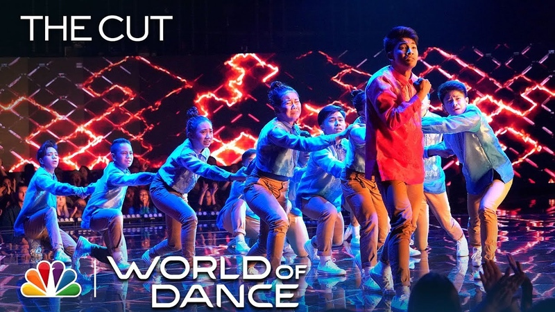 VPeepz Absolutely Smash Their Burn Routine World of Dance 2019 Full Performance