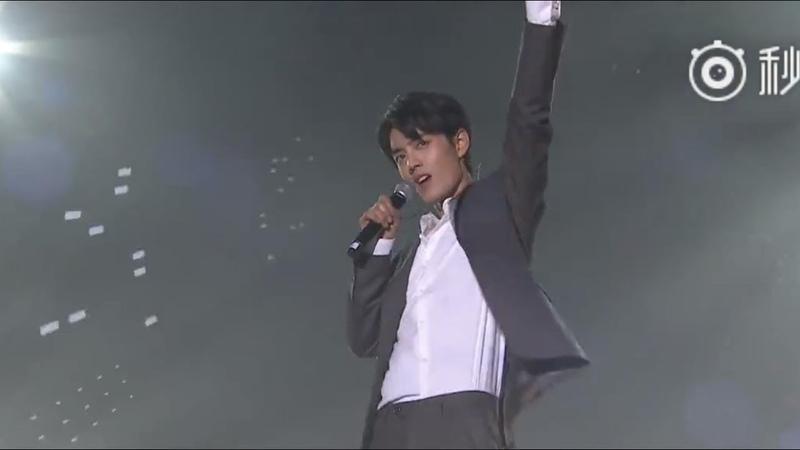 【肖战 XIAO ZHAN】2018 x玖少年团 X-NINE Keep Online 杭州演唱会 《Be A Man》