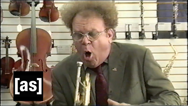 Music Store Check It Out With Dr Steve Brule adult swim