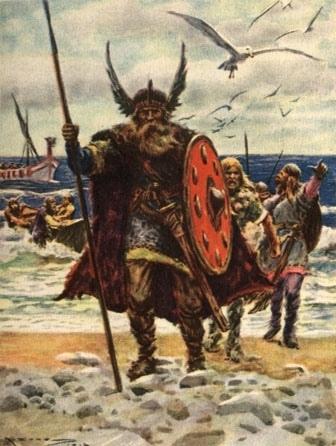 Первую полную сводку письменных известий о походах викингов, соединившую данные западноевропейских хроник и скандинавских саг, опубликовал в 1830-х гг