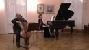 Vivaldi - cello sonata in e minor