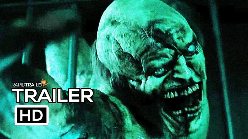 SCARY STORIES TO TELL IN THE DARK Official Trailer 2 (2019) Guillermo del Toro, Horror Movie HD