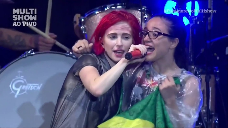 Paramore - Misery Business (Live from Brasil) - Multishow