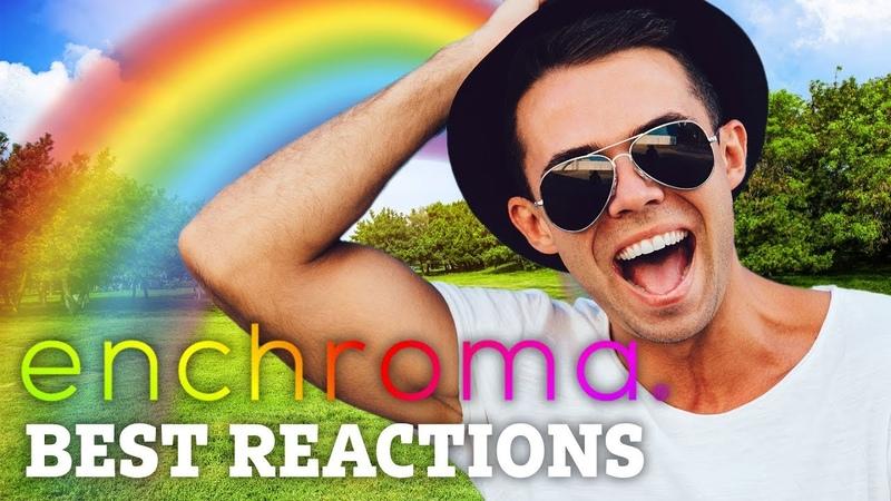 Top 4 heartwarming EnChroma reactions