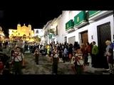 ALHAURIN el GRANDE esta de Fiesta, Dia de la CRUZ 2019, Los Verdes, 1 de Mayo