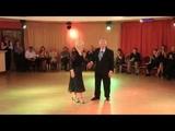 Nito y Elba - шоу на милонге в Санкт-Петербурге 05.04.19