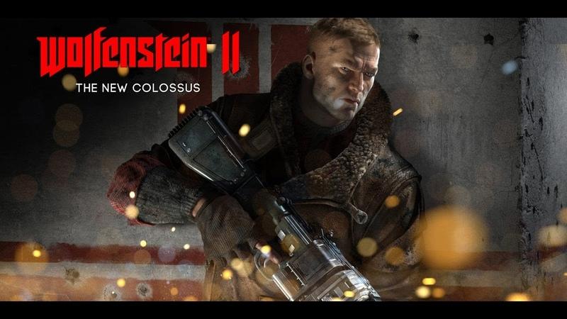 Поиграем? Wolfenstein II - The New Colossus 6 (RTX 2080 Core i9 9900k)