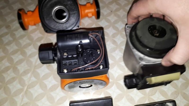 Electrolux GCB 11 замена циркуляционного насоса Electrolux CPS15-5-SV на насос Вихрь ЦН. Часть 1