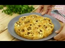 Стоит попробовать Необычайно вкусный пирог с творогом и сушеными помидорами