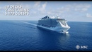 Обзор лайнера MSC Seaside