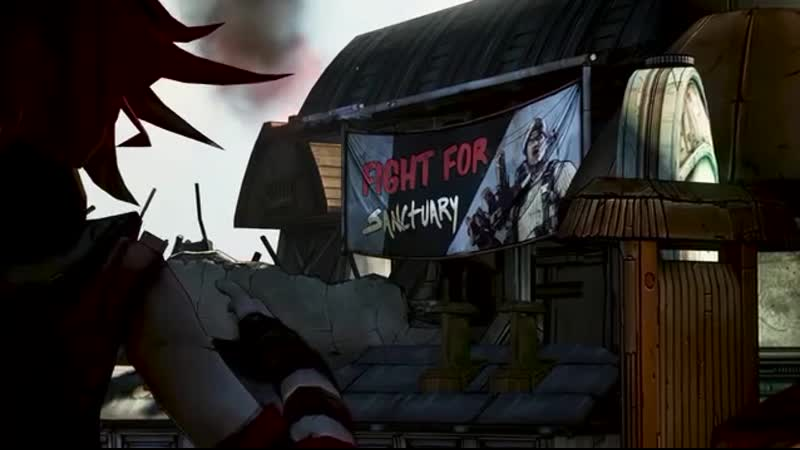 Borderlands 2 Commander Lilith the Fight for Sanctuary Official Trailer.mp4