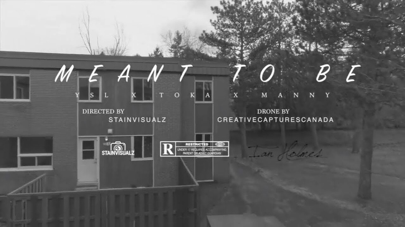 YSL Reggie x Toka x FTG Metro Meant To Be Shot by StainVisualz Wsc Exclusive Music Video
