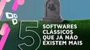 5 softwares clássicos que já foram descontinuados - TecMundo