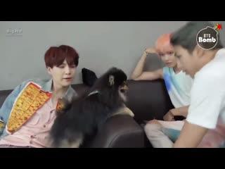 Yoongi calls himself as hyung when he speaks to yeontan im so devastated