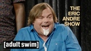 The Eric Andre Show | Eric Andre meets Jack Black | Adult Swim UK