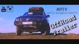 Amarok Volkswagen OffRoad Trailer ARTV