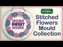 Stitched Range Mould Collection Craft Project