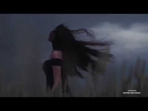 Anna B May Wane of Summer - Somewhere - Alternative video | Electronic Chill Instrumental