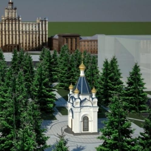 В Челябинске приостановили строительство часовни возле ЮУрГУ после протестов в Екатеринбурге до обсуждения с жителями