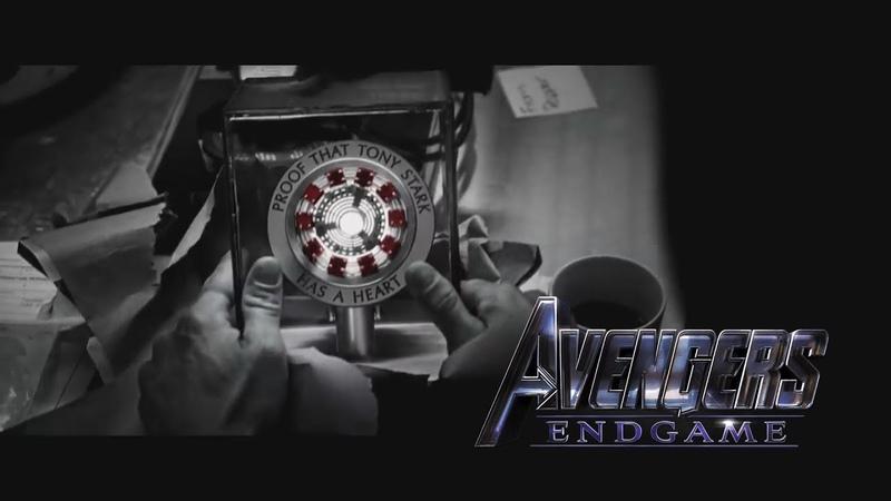 МСТИТЕЛИ: Финал - фан. тизер - трейлер \ Avengers: Endgame - Fan teaser trailer