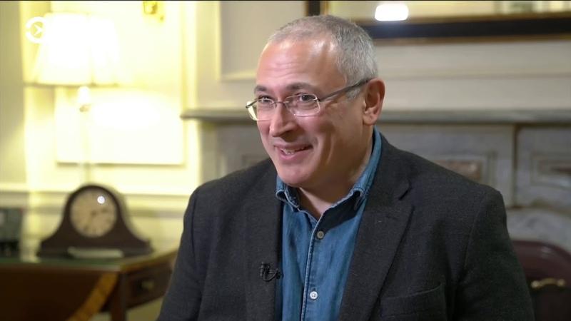 Ходорковский Путин исчерпал себя
