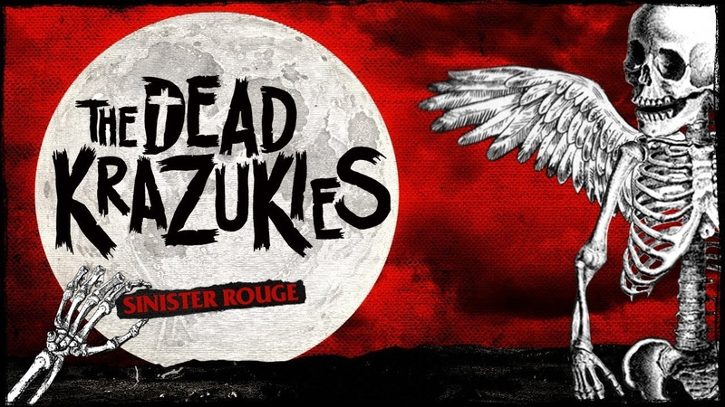 The Dead Krazukies - Sinister Rouge (Bad Religion Cover)
