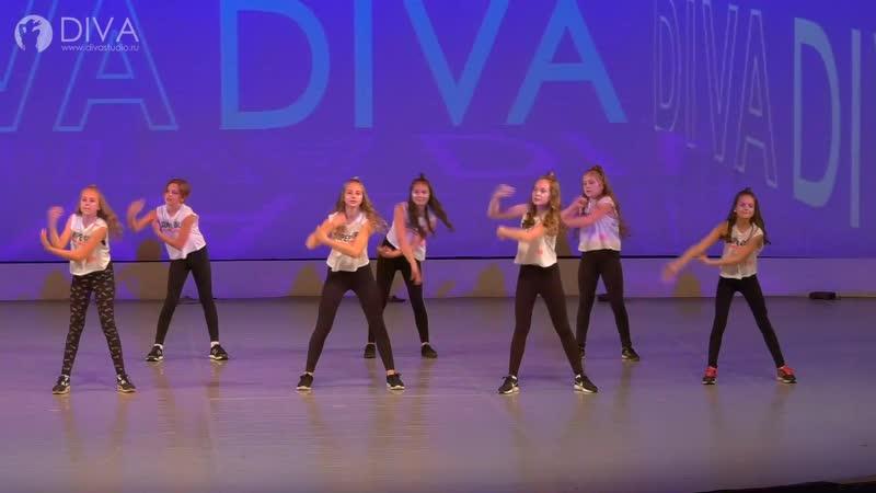 Детский танец, коллектив ELT с номером Energy, хореограф Смирнова Ольга Николаевна