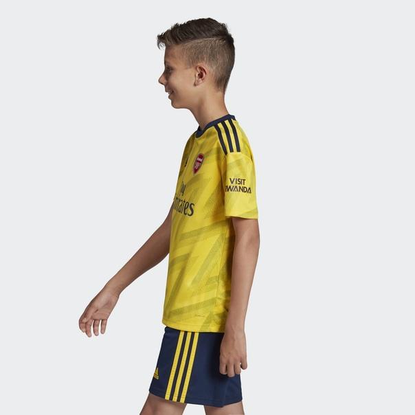 Гостевая игровая футболка Арсенал