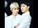 SEBAEK EXO 100%REAL JEALOUS AND POSSESSIVE MOMENTS