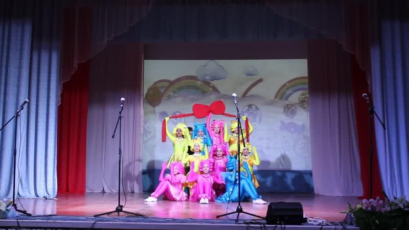 Танец кукол. Отчетный концерт. Май 2019