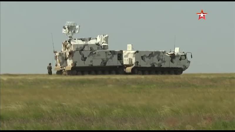 ЗРК «Тор-М2ДТ» впервые провели стыковочные боевые стрельбы