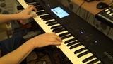 Несколько песенок Ленинград на синтезаторе спонтанный кавер